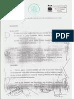Acord de la Clàusula de Subrogació entre la Conselleria Presidencia i les Organitzacions Sindicals UGT i CCOO 11-09-1997