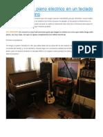 02 Traducido Transforme Un Piano Electrico en Un Teclado MIDI Con Arduino