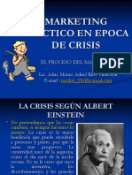 Marketing Práctico en Epoca de Crisis