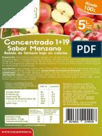 10x15 Manzana Roja