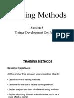 Training Methods - usefull.ppt
