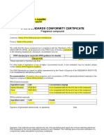 IFRA Certificate template.doc