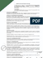 Acordo Coletivo 2007-2008
