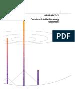 TR050001-000595-DIRFT III ES Appendix C2 - Construction Methodology Statement