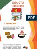 Producto y Capacidad Hotelera - (1)