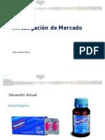-Investigación de Mercado - Proyecto Hepatalgina Express