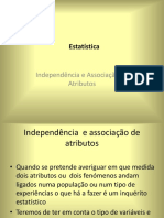 Independencia Atributos