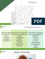 Fertilidade Do Solo Interpretaçã PDF