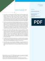 Barclays Special Report Market Neutral Variance Swap VIX Futures Strategies