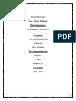 Proyecto Mate Ecuaciones de Primer Grado