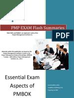 Pmp Exam Summaries 2013