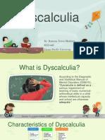 dyscalculia 2