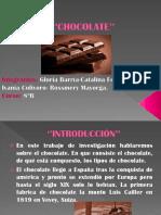 CHOCOLATE''.pptx