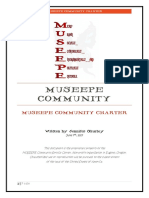 museepe community charter