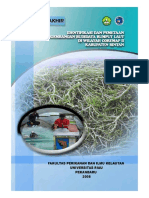 Identifikasi Dan Pemetaan Pengembangan Budidaya Rumput Laut Di Wilayah Coremap II