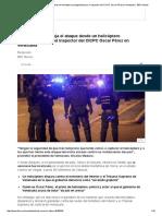 4 Incógnitas Que Deja El Ataque Desde Un Helicóptero Protagonizado Por El Inspector Del CICPC Oscar Pérez en Venezuela - BBC Mundo