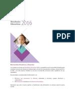 simce 2015-2016