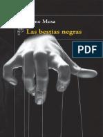 Las Bestias Negras - Jaime Mesa