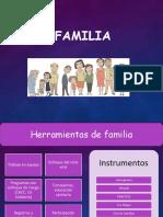 Herramientas Para Trabajar Con Familias