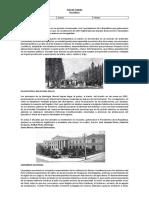 Guía de Trabajo 6to INDEPENDENCIA DE CHILE
