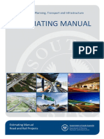 Cost Estimating Manual
