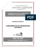 1 Fundamentos Da Engenharia Elétrica