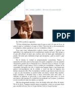 Harold Pinter - Recibimiento Del Premio Nobel de Literatura