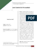 Dialnet-OrganizacionLimitrofeDePersonalidad-3987453.pdf