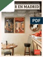 Comer en Madrid