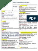 Infecciones Del Tracto Respiratoriocuadro Resumen -Completarlo Segun Clase
