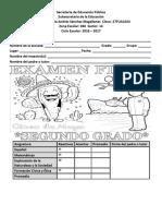 Examen2doGrado5BME