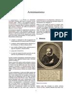 Arminianismo Wikipedia