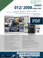 NVR QNAP VS2008