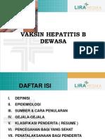 Presentasi Vaksinasi Hepatitis B