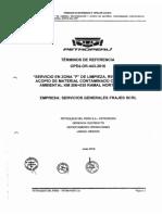 Remediacon Petro Peru Terminos de Referencia 20160727 100859 229