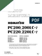 SM PC200,PC200LC-7