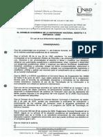 Acuerdo 009 Julio 2007