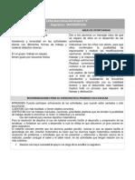 Ficha Descriptiva Del GrupoK