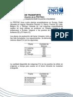 Modulo4 Modelotransporte y Asignacion