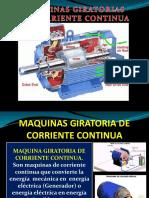 Tema 2. Maquinas Giratorias de Corriente Continua.