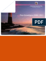 PLAN ESTRATÉGICO UACH 2008 - 2011