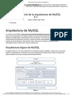 Visión general de la arquitectura de MySQL 5.1.pdf