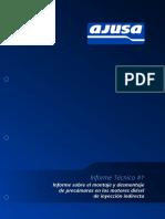 TIP 1 - Montaje y Desmontaje de Precamaras en Los Motores Diesel de Inyección Indirecta