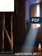 CULTURA | Programación de la Filmoteca Julio 2017