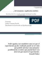 Presentación Zulma Rueda