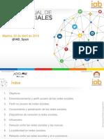 IAB Estudio Redes Sociales 2016 Completo