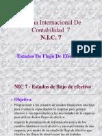 Exposicion Nic 7 Flujo Efectivo