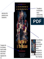 What We Do in the Shadows Poster Deconstruction