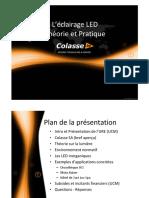 Potentiel EclairageTheorie 0pratique 2009