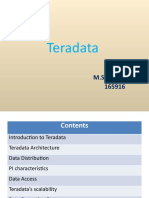94514255 69345401 Introduction to Teradata Ppt